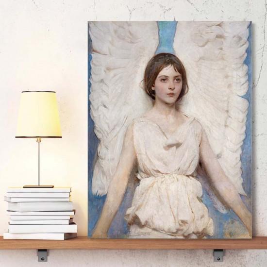 Абат Хендерсън Тайер, Ангел - Репродукция, Арт пано репродукция