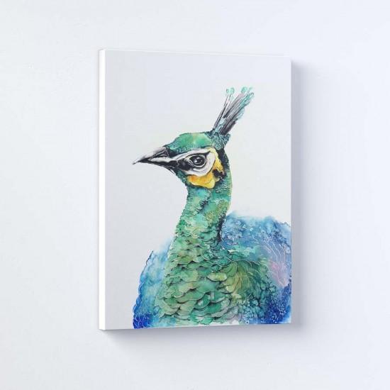 Karol Царска птица - арт принт, Арт пано, канава