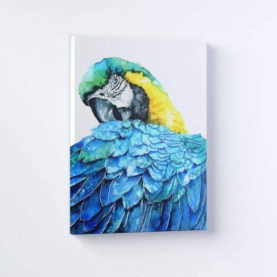 Karol Пернат приятел - арт принт, Арт пано, канава, постер с рамка