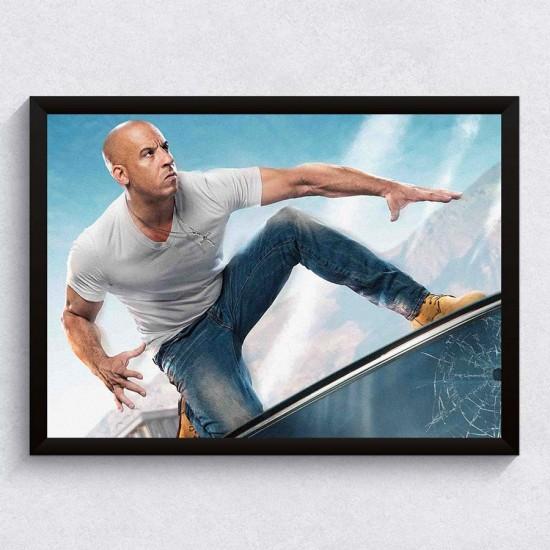 Бързи и яростни Екшън - Филмов  плакат 2, постери с филми