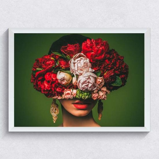 Foto Kолаж с цветя - Фото арт