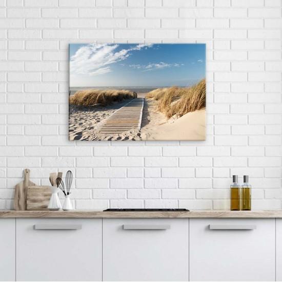 Плажна пътека - Фото пано