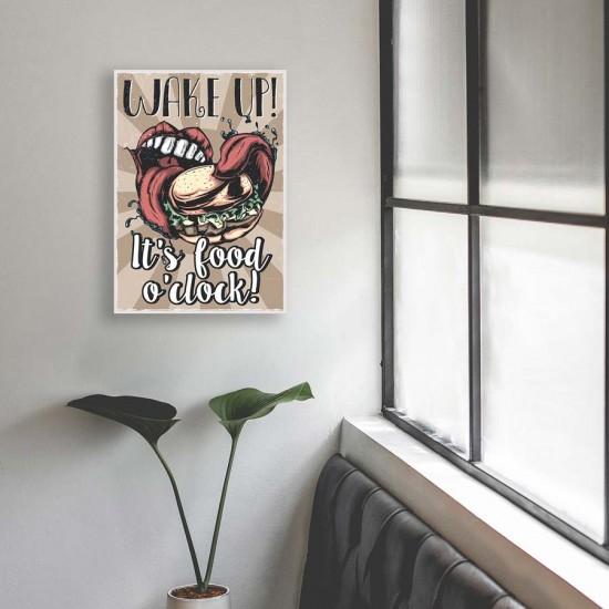 Бургерия 2 - Постер в рамка или канава