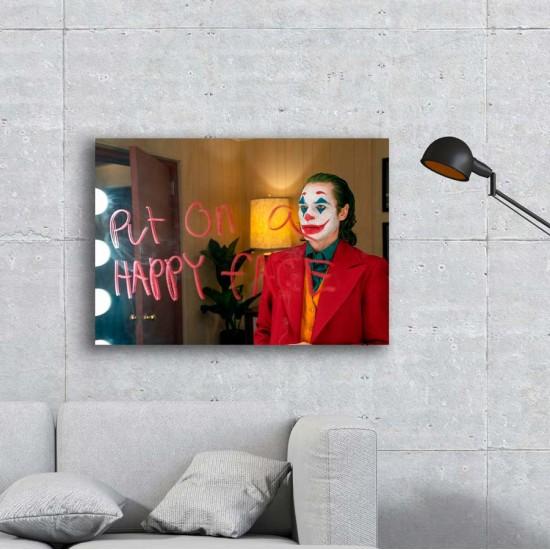 Жокера - Филмов кадър 1 - Постер в рамка или канава с Хоакин Финикс