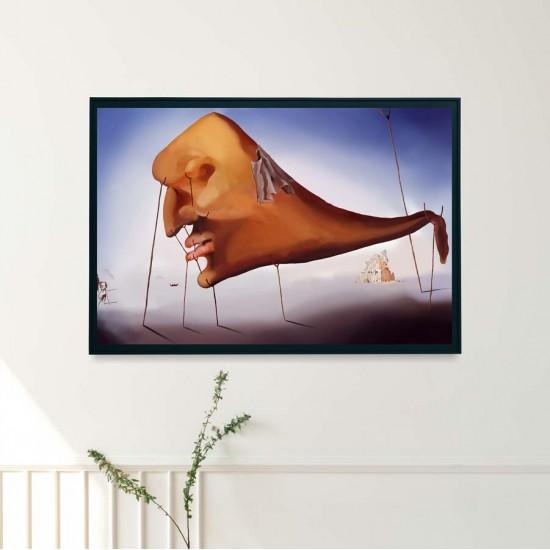 Салвадор Дали, Сън - Репродукция в рамка или канава