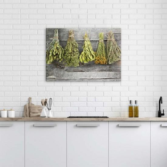 Диви билки - Фото пано