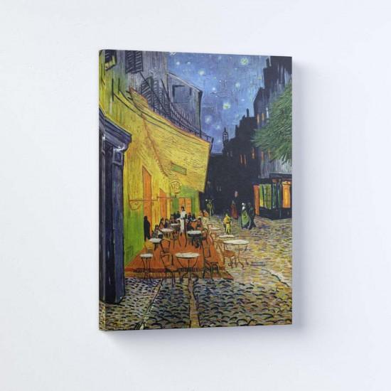 Нощно кафене, Ван Гог - Арт пано
