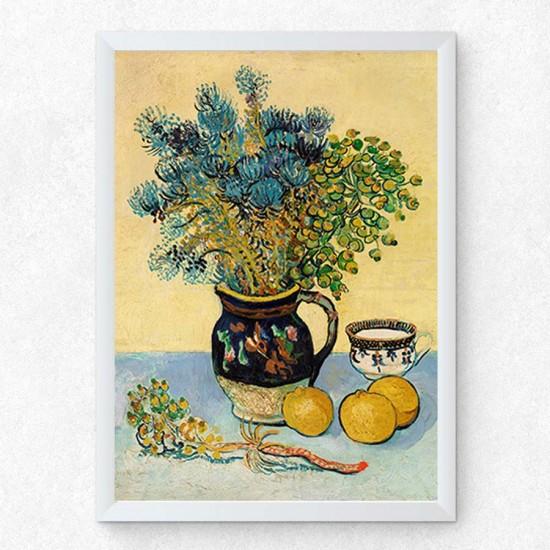 Натюрморт с Лимони, Ван Гог - Репродукция