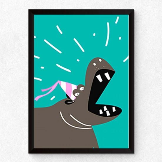 Детски постер