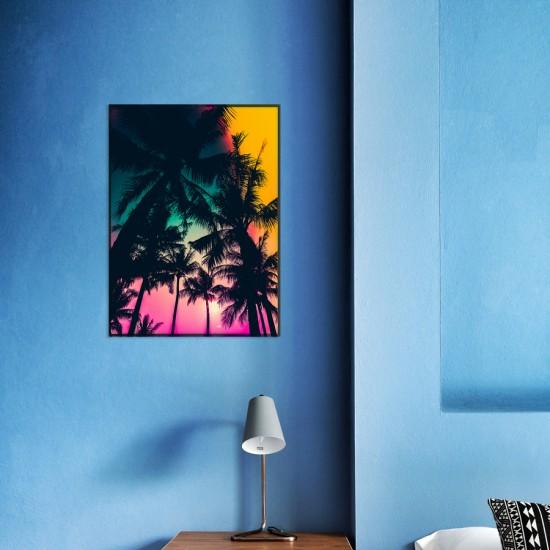 Palms Sky - Фото арт