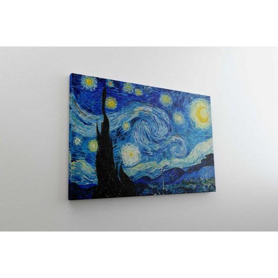 Звездно небе, Ван Гог - Репродукция