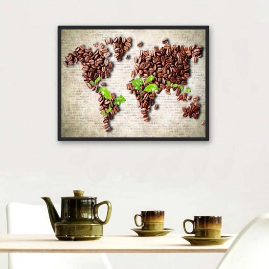 Светът на кафето - Фото арт