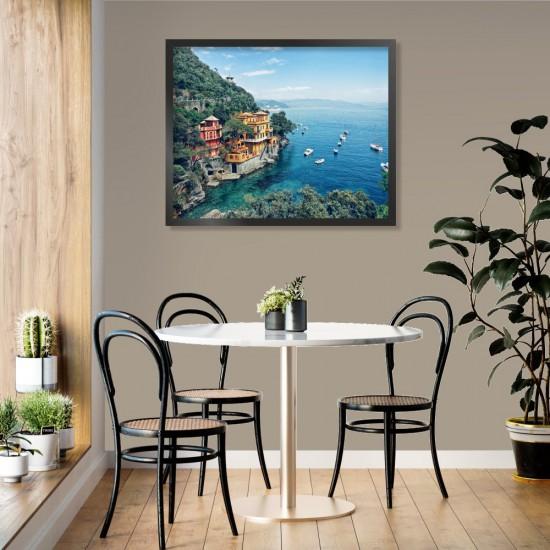Portofino - фото картина Италия