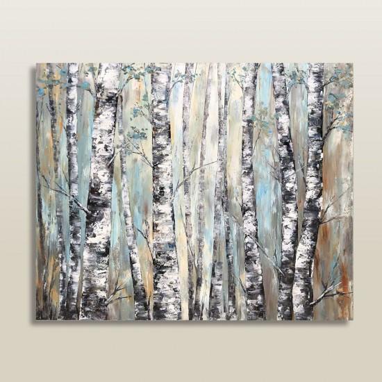 Birch / Брезова гора - фото картина
