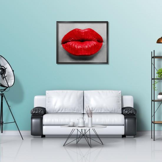 Kiss - фото арт
