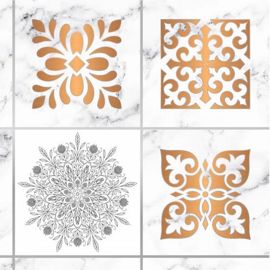 Copperelle стикери за плочки