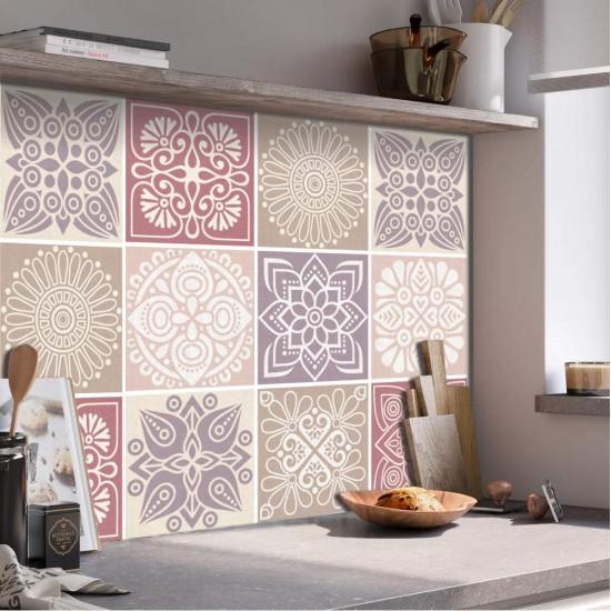 Креми - стикери за плочките за баня и кухня