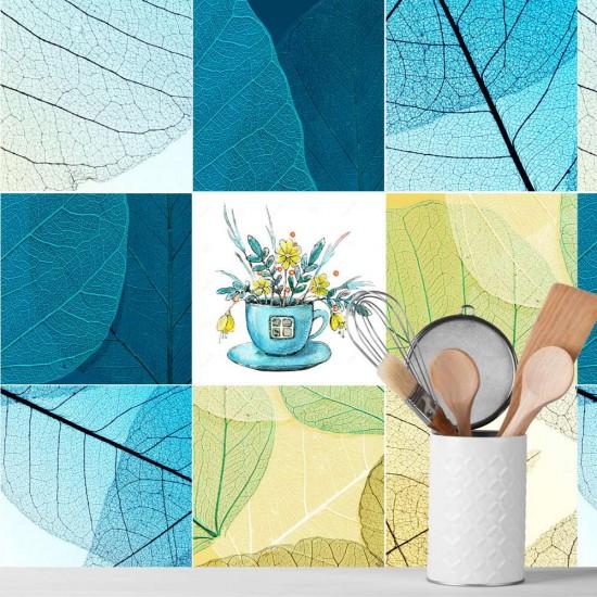 стикери за плочките за баня и кухня