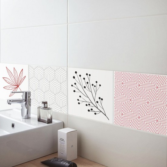 Фолио за плочките за баня и кухня