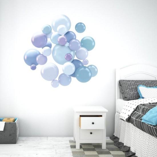 Балони, цветни сфери