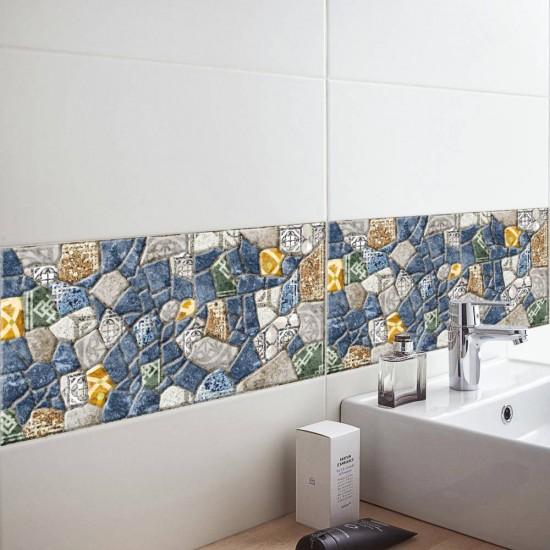 Римска мозайка Стикери за плочки и стени