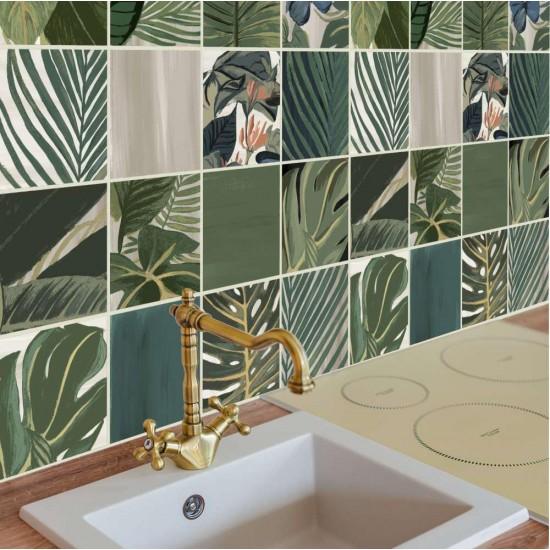 стикери за плочки за баня или кухня