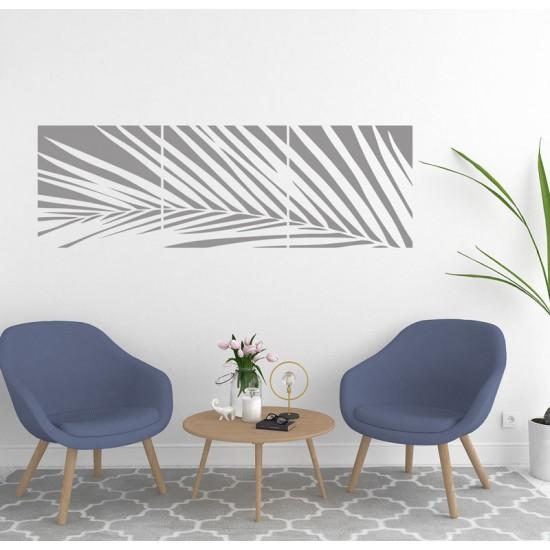 стикер за декорация с Палмови листа