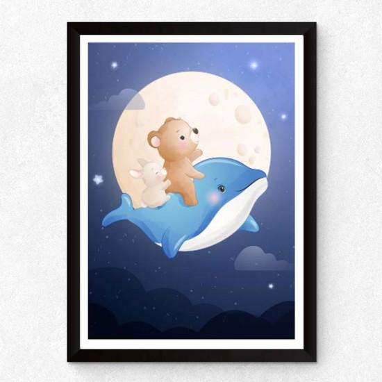 Сладки сънища Dolphin - Детско Пано 2