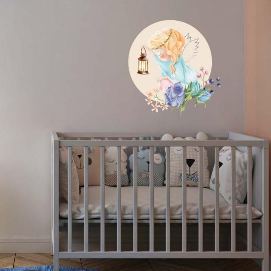 стикер лека нощ за детска стая
