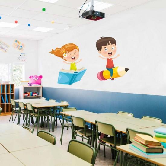 стикер стена за класна стая
