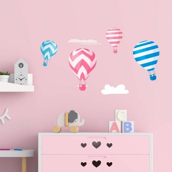 стикери балони за декорация на детска стая