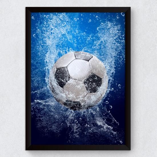 Футболен спрей - Фото арт - Картина Фото пано