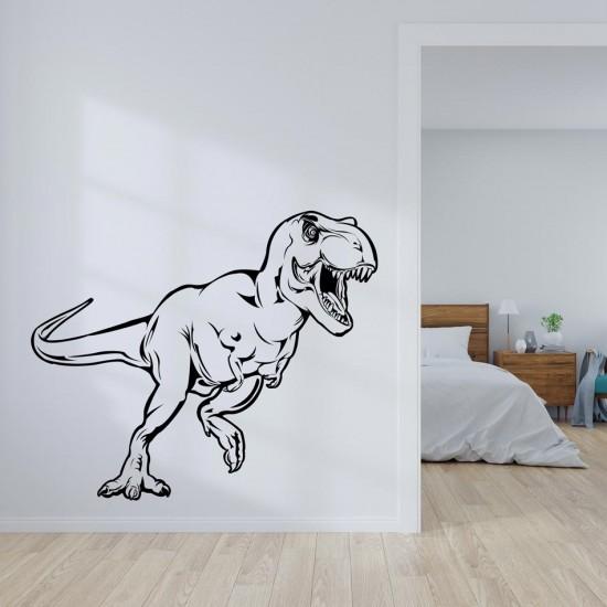 Стикер - Тиранозавър