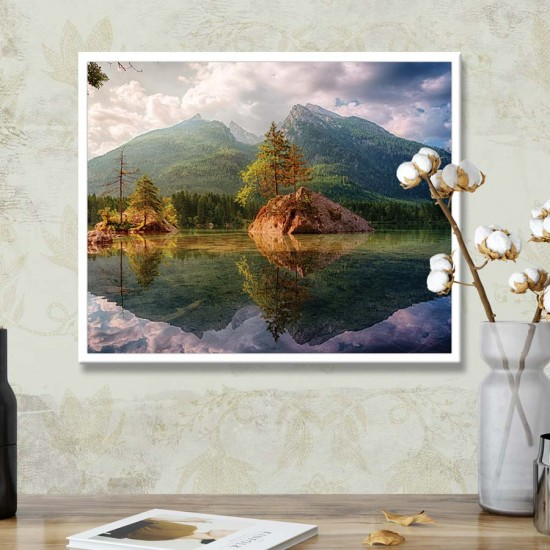 Каррина Романтични Алпи - Фото пано