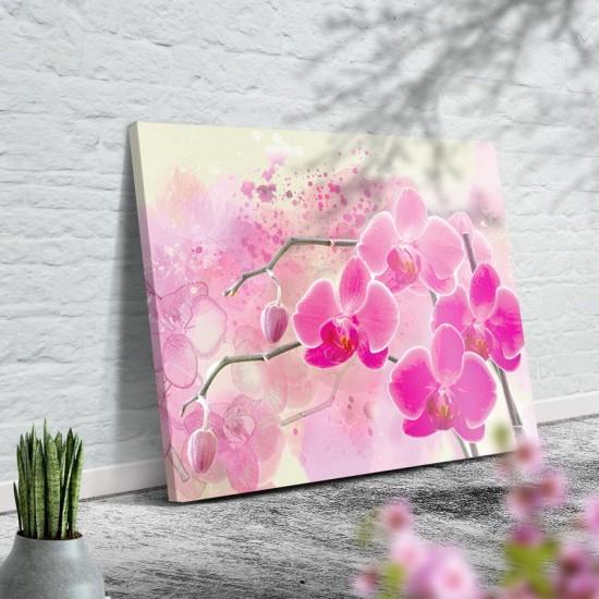 картина с орхидея