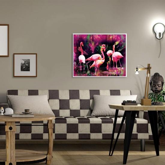 Daydream - Картина Фламинго - Принт в рамка
