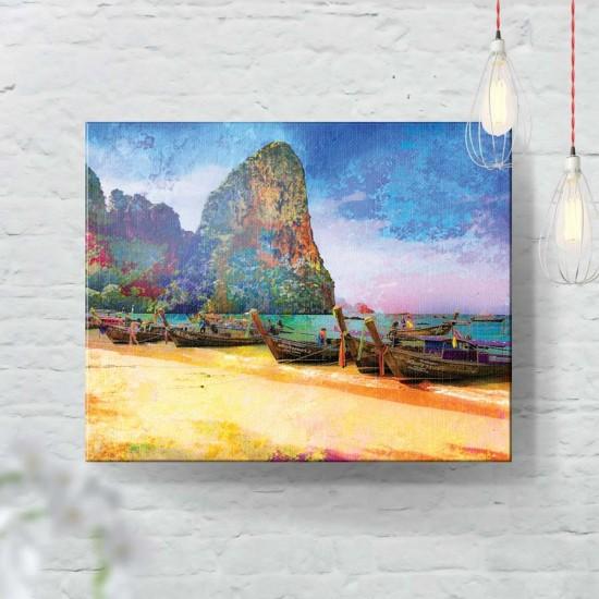 Спомен от Тайланд - Картина