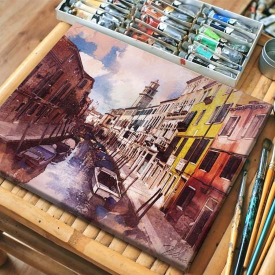 Палитра Венеция - Картина