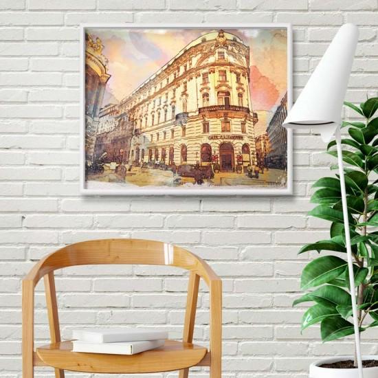 Виенска архитектура - Картина Виена