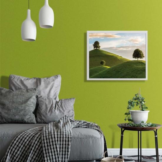 Three Trees Hills - Принт в рамка