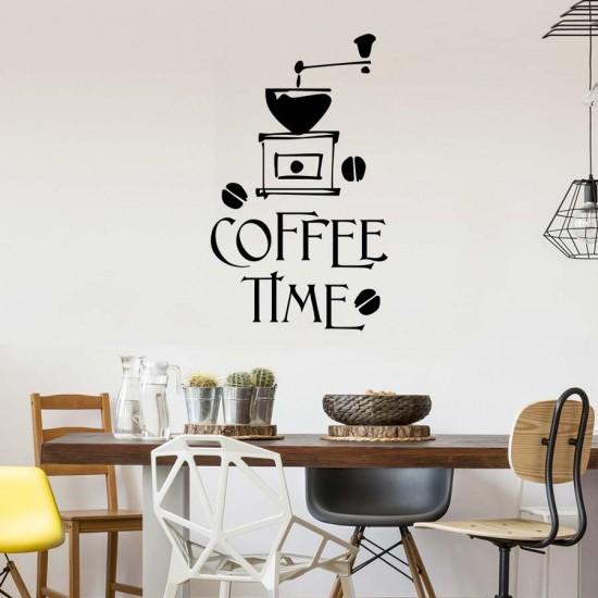 Coffee Time - 2 надпис