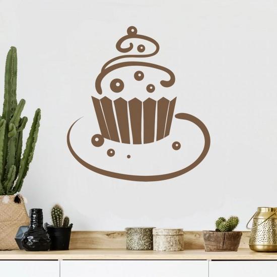 Малко кексче - декорациа кухния