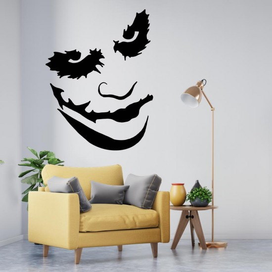Joker - стикер за стена Жокера