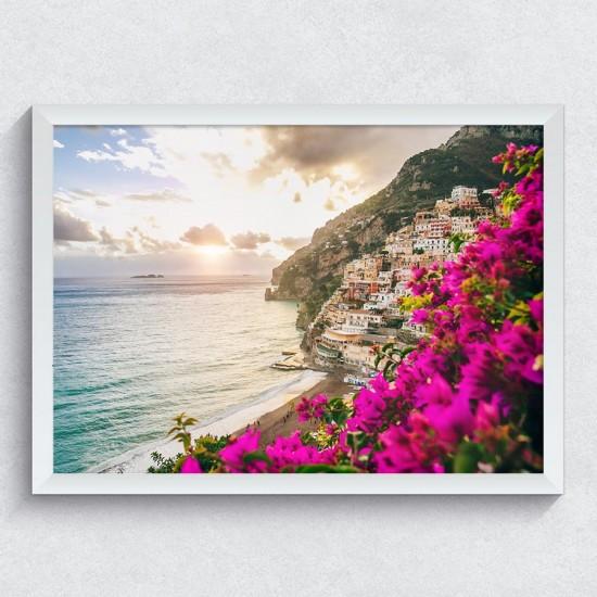 Амалфи Италия  - Фото арт