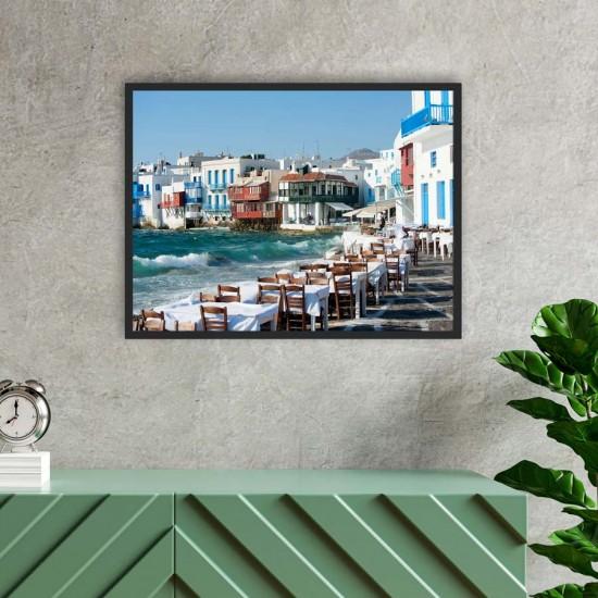 Миконос - Фото пано
