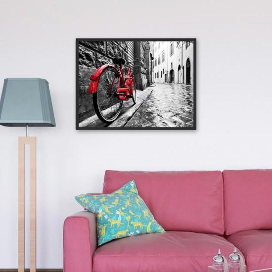 Градско колело  - Фото арт
