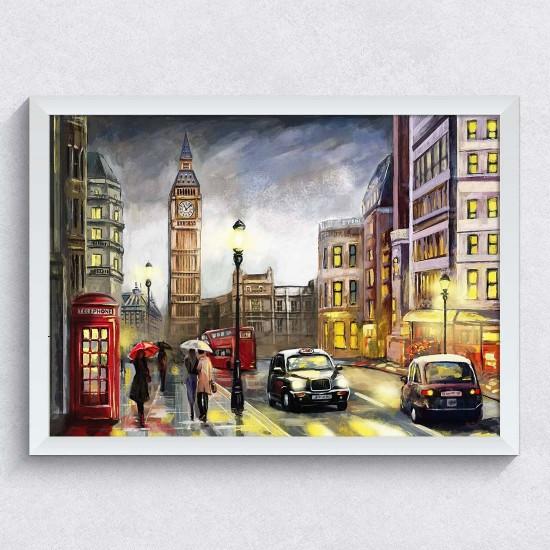 Символи на Лондон  - фото пано