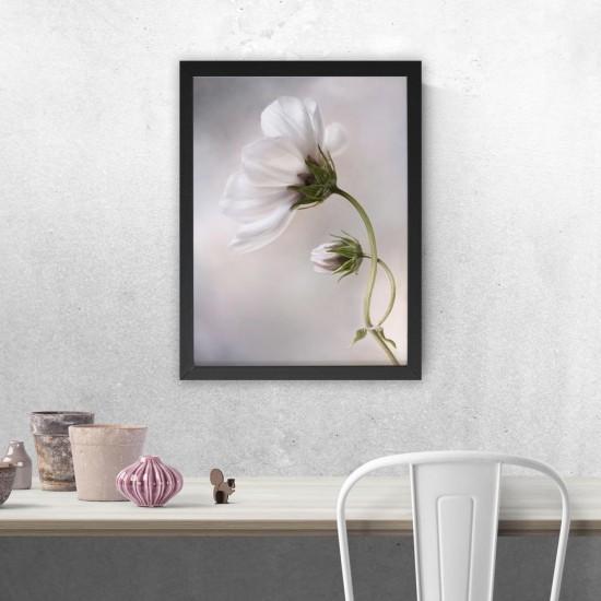 картина за стена с цвете