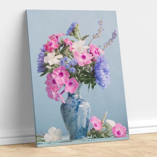 Картина Пролетен букет - Принт в рамка