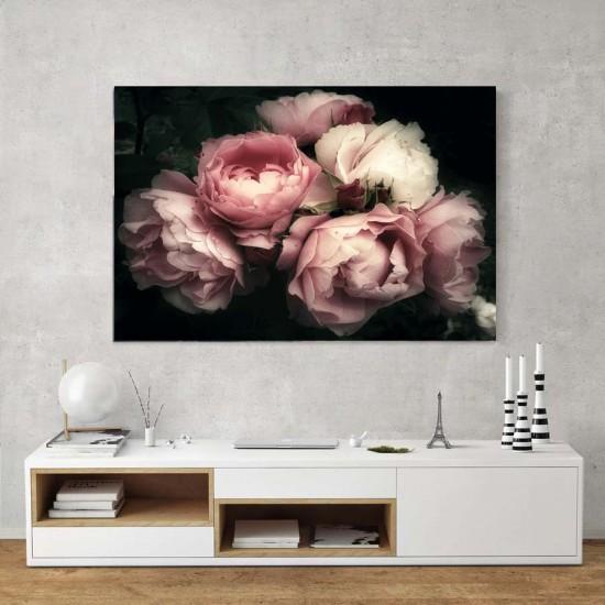 картина с рози